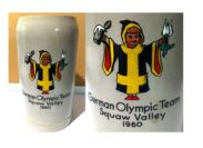 Another Great Spronck Family Donation ~ German Olympic Ski Team Stein