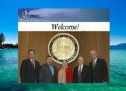 Placer County Board of Supervisors Reception October 22nd at 12:00pm  -  Welcome!