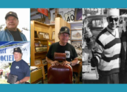 Norm Sayler ~ Icon of Donner Summit partners with the Museum!